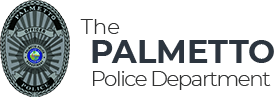 The Palmetto Police Department homepage